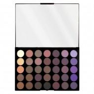 Палетка теней Makeup Revolution Pro HD Palette Amplified 35 Dynamic: фото