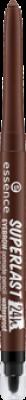 Карандаш для бровей Superlast 24h eye brow pomade pencil waterproof Essence 30 темно-коричневый: фото