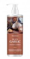 Бальзам с чёрным чесноком DEOPROCE Rinse black garlic intensive energy 1000мл: фото