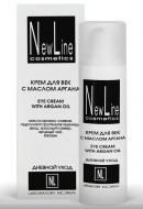 Крем для век с маслом арганы NEW LINE 30мл: фото