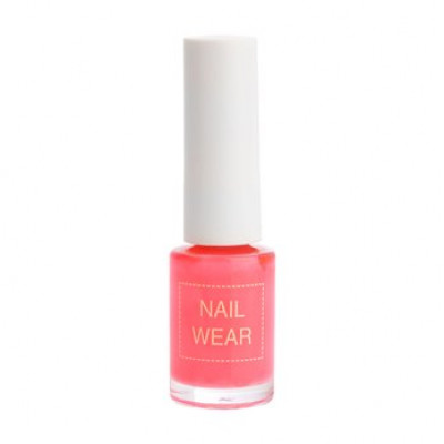 Лак для ногтей The Saem Nail Wear 03.Beautiful pink 7мл: фото