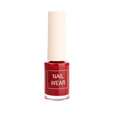 Лак для ногтей The Saem Nail Wear 08 7мл: фото