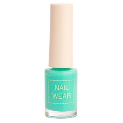 Лак для ногтей The Saem Nail Wear 25 7мл: фото