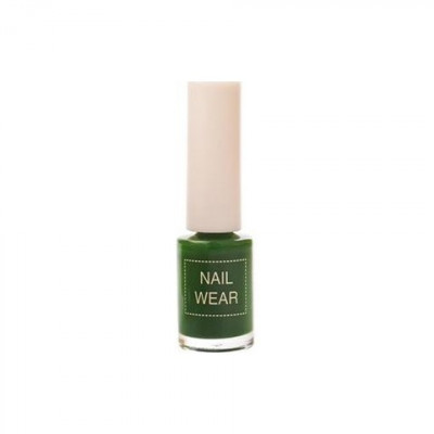 Лак для ногтей The Saem Nail Wear 26_Green 7мл: фото