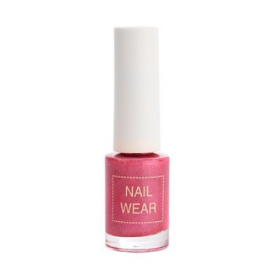 Лак для ногтей The Saem Nail Wear #60.Prism red 7мл: фото