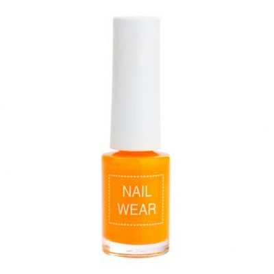 Лак для ногтей The Saem Nail Wear 85.Persimmon orange 7мл: фото