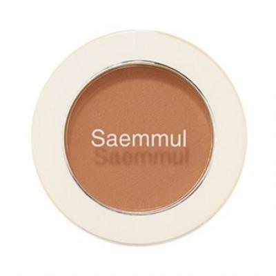 Тени для век матовые THE SAEM Saemmul single shadow matt BR08 1,6гр: фото