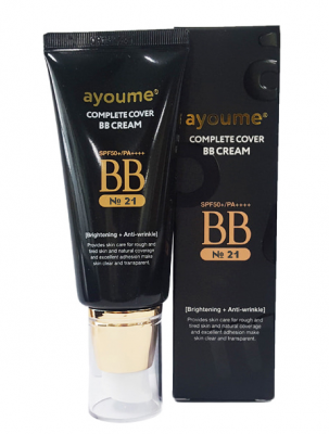 ВВ-крем AYOUME COMPLETE COVER BB CREAM №21 50мл: фото