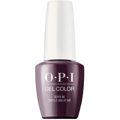 Гель лак для ногтей OPI GelColor Boys Be Thistle-ing at Me 15 мл: фото