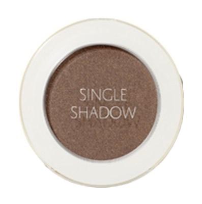 Тени для век мерцающие The SAEM Saemmul Single Shadow Shimmer BR23 Tiquitaca Brown: фото
