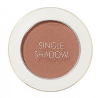 Тени для век матовые THE SAEM Saemmul Single Shadow Matte OR07 Monopoly Orange: фото