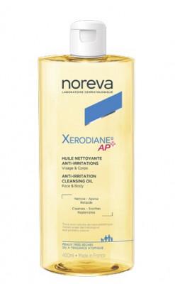 Масло очищающее против раздражений Noreva Xerodiane AP+ 400 мл: фото