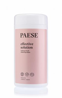 Салфетки для очищения кистей PAESE brush cleanser wipes 120 шт: фото