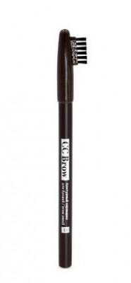 Контурный карандаш для бровей СС Brow brow pencil 02 grey brown: фото