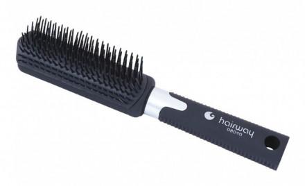 Щетка велюр 9-рядная Hairway Velour: фото