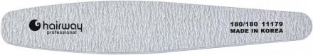 Пилка зебра Hairway contour 180/180: фото