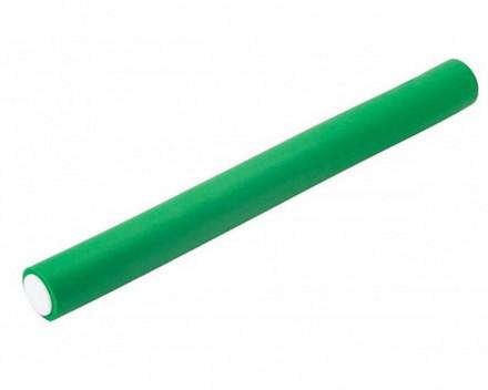 Бигуди-папилоты 18см зеленые Ø 10мм Hairway: фото