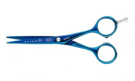 """Ножницы прямые Tondeo A 7035 Spider blue Classic 5.5"""": фото"""