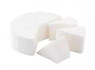 Комплект латексных спонжей для макияжа Sibel 75мм, 8шт: фото
