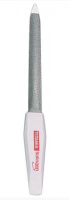 Пилка для ногтей изогнутая Titania SOLINGEN QUALITY SAPHIRE 12.5см: фото
