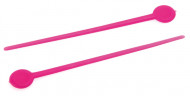Шпильки для бигуди EUROSTIL 36шт малиновые: фото